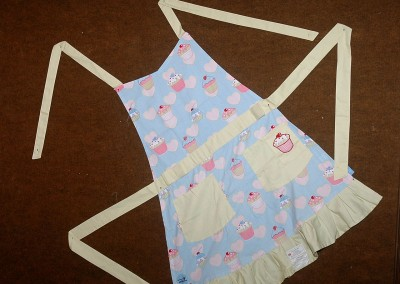 Baby Printed Apron